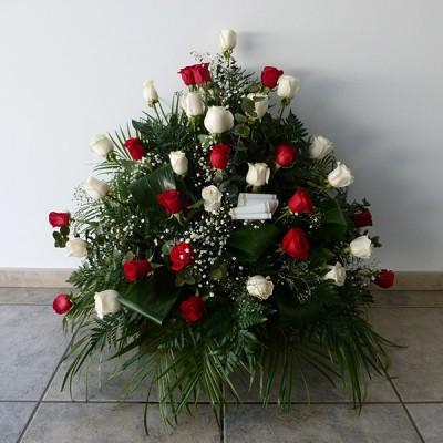 Centro de rosas 1